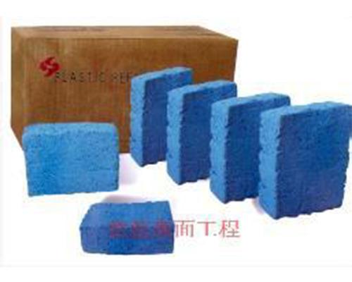 蓝泥防磨与梳型导流板技术