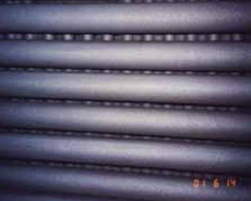 CFB网格状与热喷涂组合技术