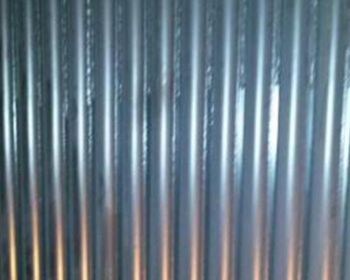 流化床锅炉密相区热喷涂