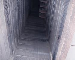 水冷壁防磨导流板