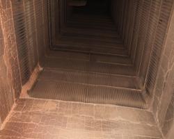 水冷壁梳形防磨板